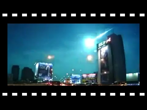 ★* BREAKING NEWS *★ HUGE FIREBALL ASTEROID ★ Bangkok Thailand ★ 2 Nov. 2015