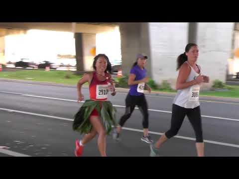 "2018 Hawaii Pacific Health ""Great Aloha Run"" 34th Year"