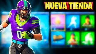 FORTNITE'S NEW STORE TODAY SEPTEMBER 6TH AMERICAN FOOTBALL SKINS