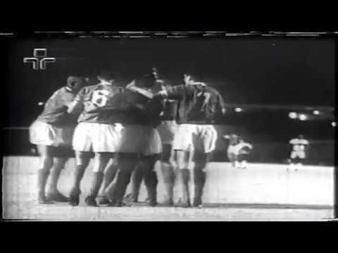 Flamengo 1 x 4 Palmeiras - Rio-São Paulo 1965 - YouTube