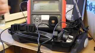 UNI-T UT528 PAT Tester