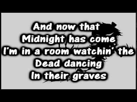 Avenged Sevenfold - Dancing Dead Lyrics