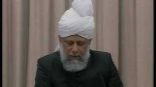 Urdu Friday Sermon 12 May 2006, Jalsa Salana Japan - Islam Ahmadiyya