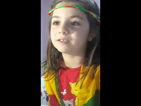 İşte Selahattin Demirtaş ! Küçük Kızdan Demirtaş'a Şiir