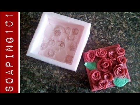 Create Custom Soap Molds S2W30 {part 1}