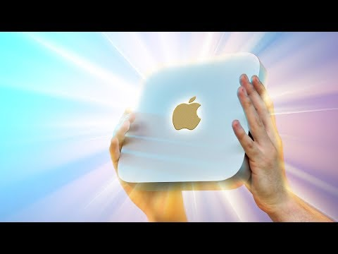 Why I bought a Mac mini in 2018