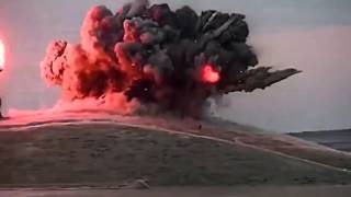ВКС России уничтожают террористов ИГИЛ в Сирии