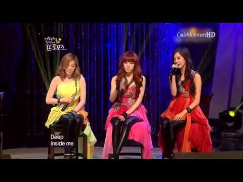 Girls' Generation's Seohyun Singing in English