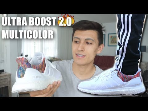 7fca2abb8db5 Adidas Ultra Boost 2.0 Multicolor Review