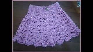 МК. Нежная,красивая юбка для малышек