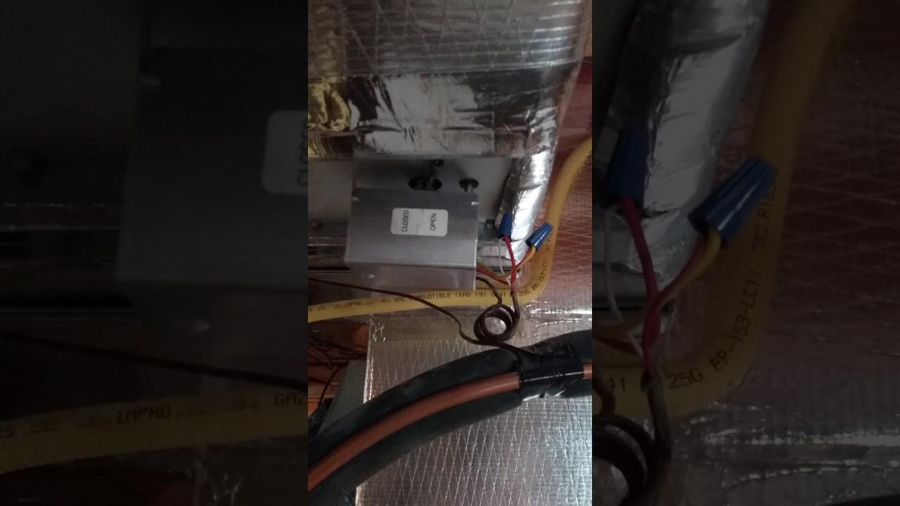 damper actuator motor honeywell m847d1004 repair for free see link to the repair down below  [ 1280 x 720 Pixel ]