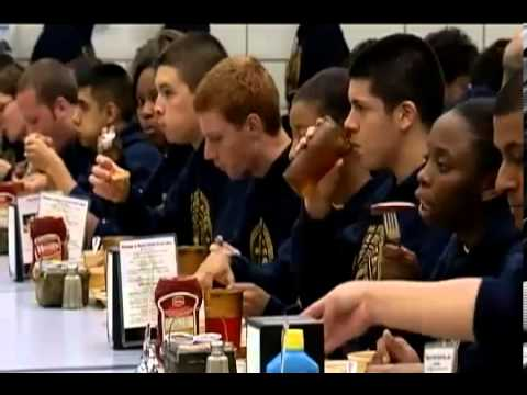 Welcome To U S  Navy Boot Camp
