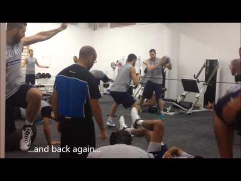 Video : Εθνική Ομάδα Ανδρών / Training Camp Day 4