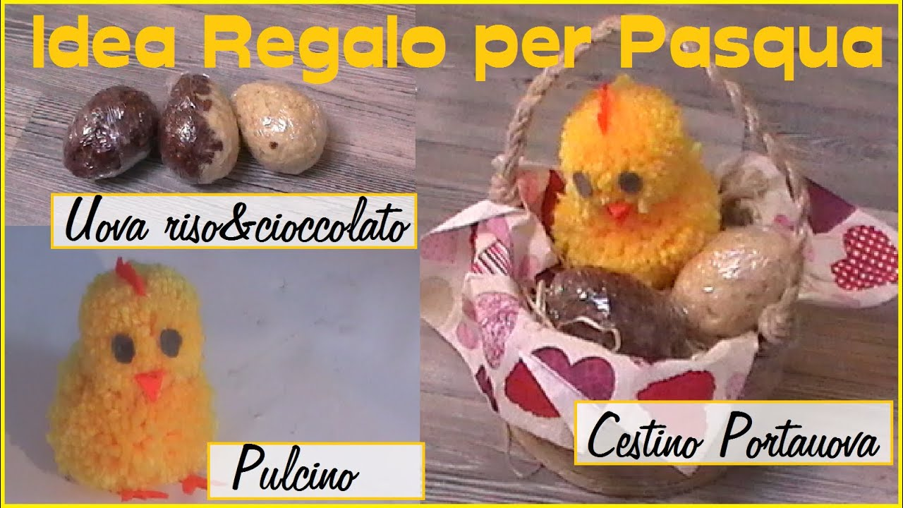 Top Idea Regalo per Pasqua: 3 progetti Fai da Te! - ft. SsVersion DIY  GQ67