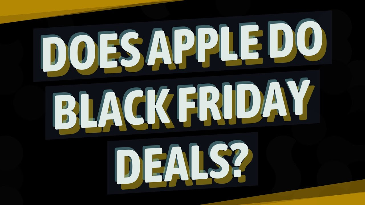 11 Early Black Friday Tech Deals for 2019 (Frequent Updates)