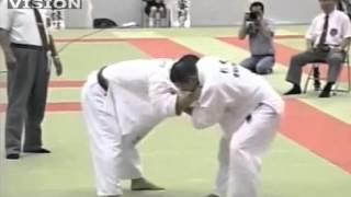 JUDO 1997 Highschool Teams: Kosei Inoue 井上 康生 (JPN)