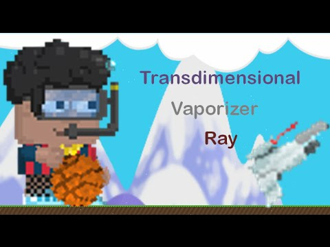 Growtopia | Transdimensional Vaporizer Ray