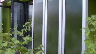 видео Плоские аквариумы