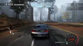 Nfs hot pursuit , online race #102 , charged attack WR 05:30:99 sports PS3