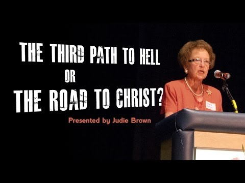 The Third Path to Hell or the Road to Christ