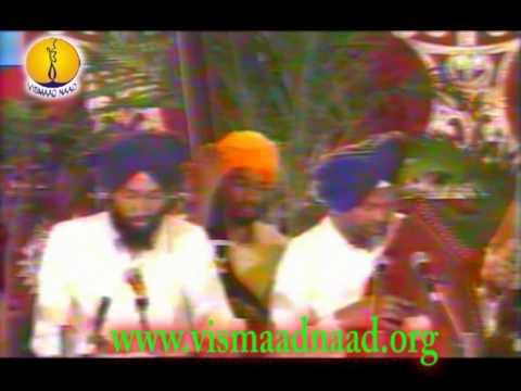 Principal Baldev Singh : Raag Sri - Adutti Gurmat Sangeet Samellan 1991
