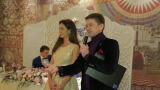 Интерактив с гостьей. Миронов Николай, лучший ведущий на свадьбу. 30.09.16