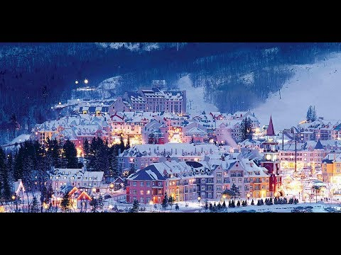 Mont Tremblant Ski Resort - 2020 New Year Vacation - #mont_tremblant