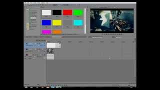 In this video, I'll show you how to add cinematic black bars/borders in sony vegas pro 13. This can .