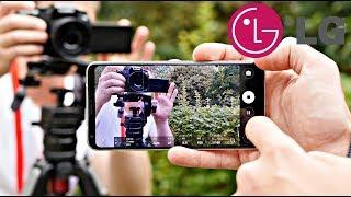 LG V30 hands on Review - Cinema Quality Smartphone Camera?