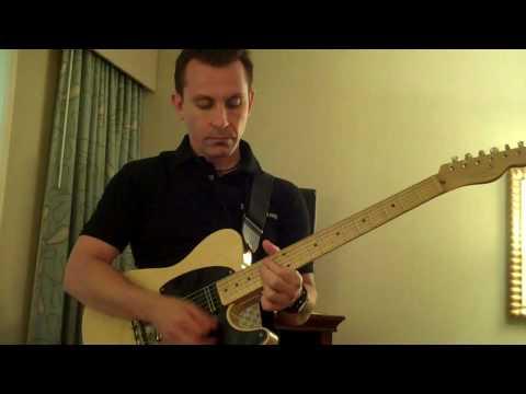 NY Amp Show Goodsell Valpreux Demo - Billy Penn 300guitars