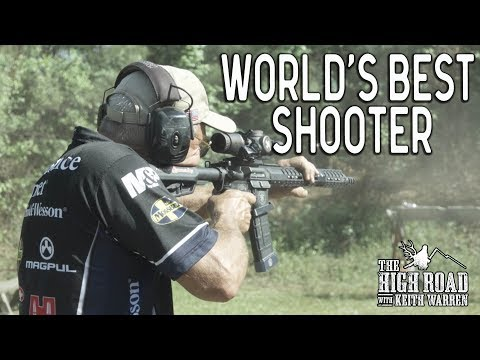 Shooting Tips from Jerry Miculek: World's Best Shooter