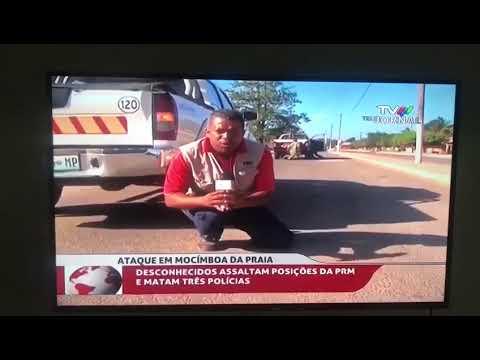 Tiroteio em Moçambique  (Mocímboa da Praia) thumbnail