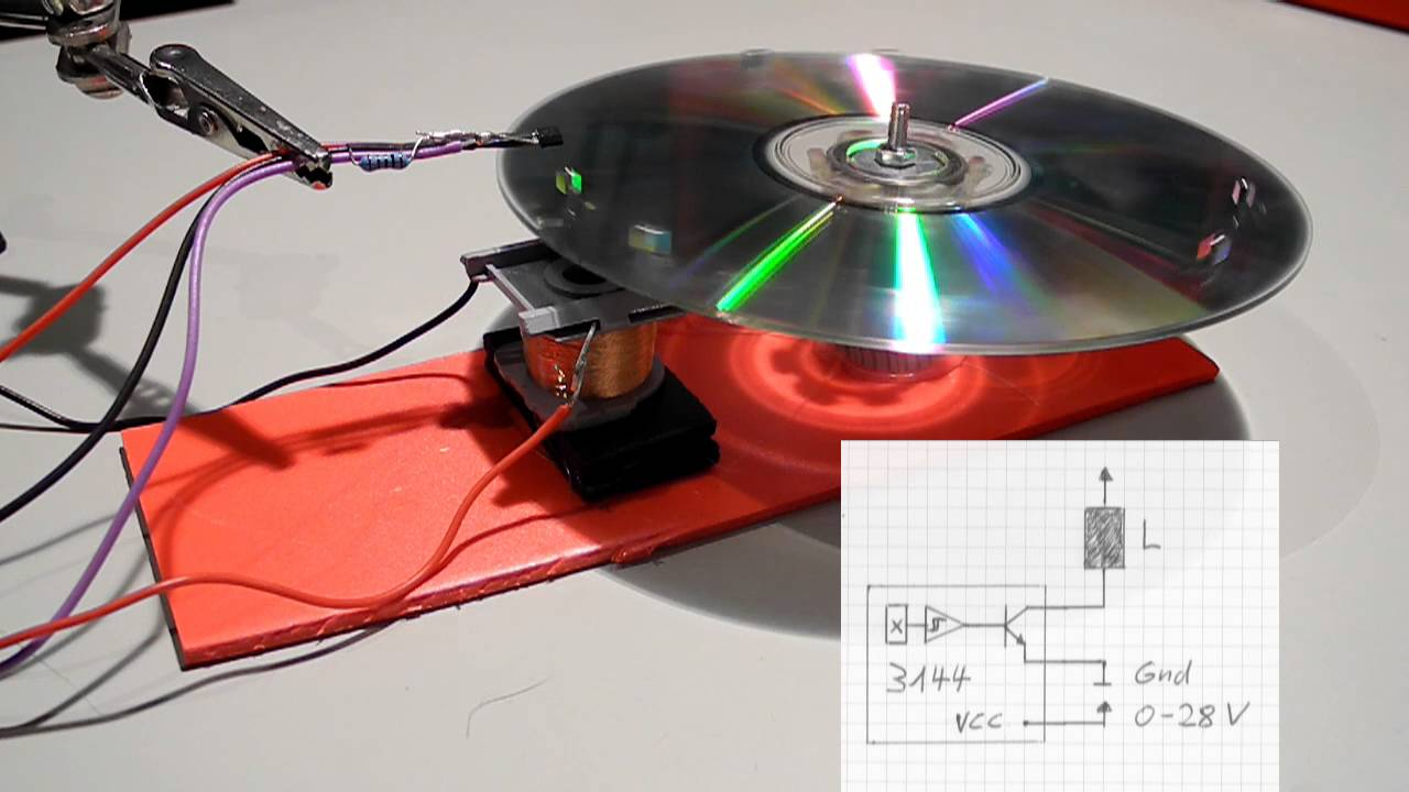 elektromotor mit hallsensor hallgeber hallelement hallmotor zum selber bauen diy youtube. Black Bedroom Furniture Sets. Home Design Ideas