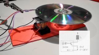 Elektromotor mit Hallsensor / Hallgeber / Hallelement (Hallmotor) zum selber bauen (diy)