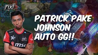 INDOMOG - PATRICK PAKE JOHNSON AUTO GG!!! FULL GAMEPLAY!!