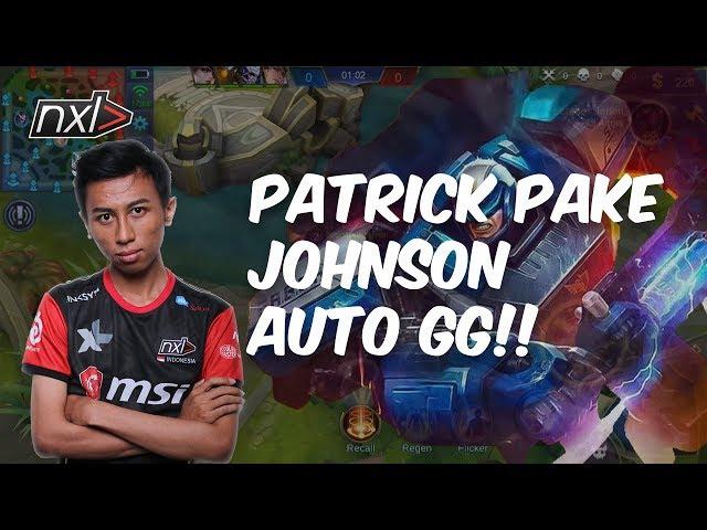 INDOMOG - PATRICK PAKE JOHNSON AUTO GG!!! FULL GAMEPLAY!!