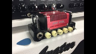 Hotone Heart Attack Playthrough - It's a Mini Mesa Recto!