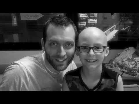 Cancer journey of Grayson and Jay. Two Boys, Two Stories