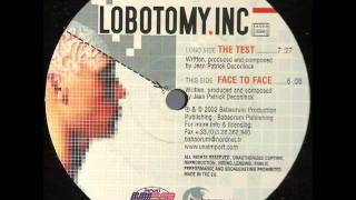 Lobotomy Inc - The Test  OFFICIAL CONTENT