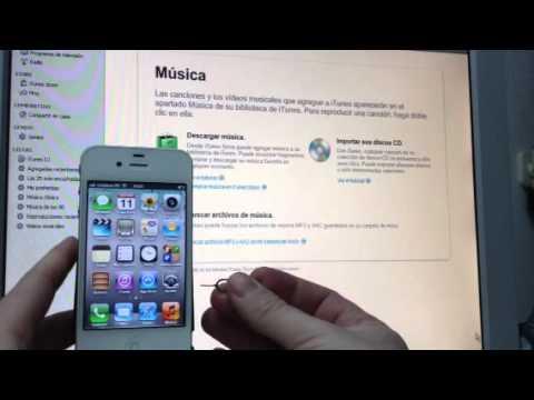 LIBERAR IPHONE 4S MOVISTAR GRATIS