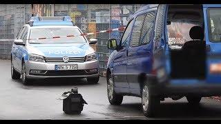 Streit auf Parkplatz eskaliert und endet tragisch – Lebensgefahr!