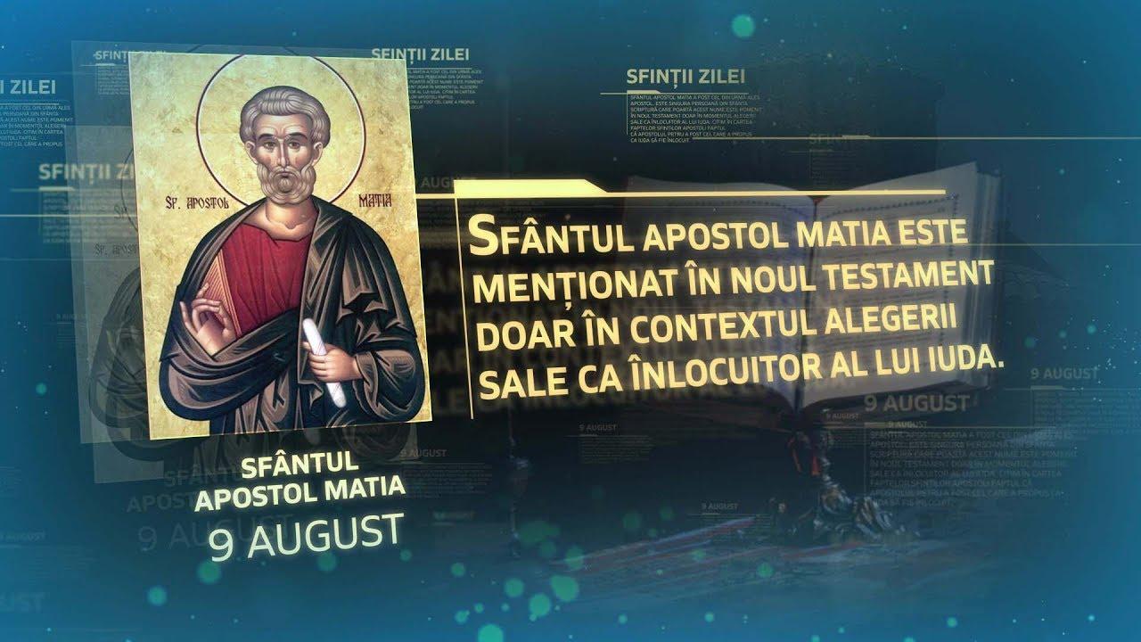 Imagini pentru Sfântul Apostol Matia