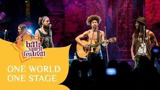 Dustin Thomas feat. The Aloha Family Band - Break These Chains - Bali Spirit Festival