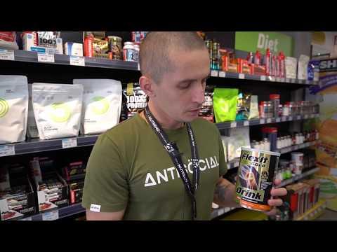 Спортивное питание для бегунов в магазине Multisport