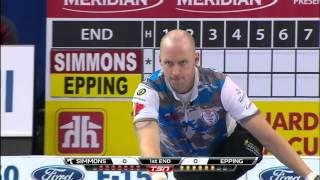 Simmons vs. Epping - 2015 Home Hardware Canada Cup of Curling (Draw 8)