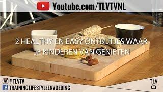 2 Healthy en Easy Ontbijtjes Waar Je Kinderen Van Genieten