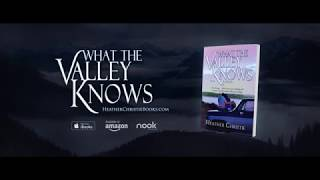 What The Valley Knows Book Trailer