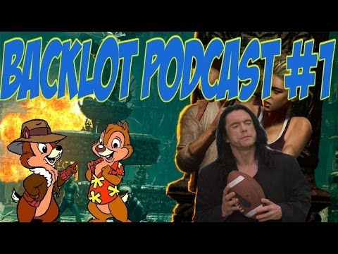 Download Youtube: The Backlot Podcast Episode 1 | The Room Behind The Scenes Movie, Uncharted Director