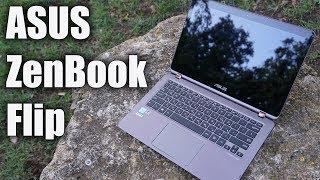 ASUS ZenBook Flip UX360 Ноутбук трансформер - Обзор