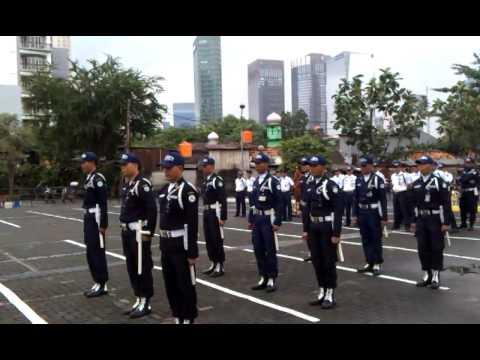 Perlombaan security defence..Hut Mulia group 30